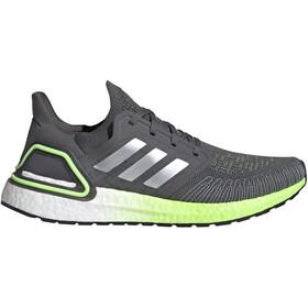 adidas Ultraboost 20 Shoes Men, grey five/silver metal